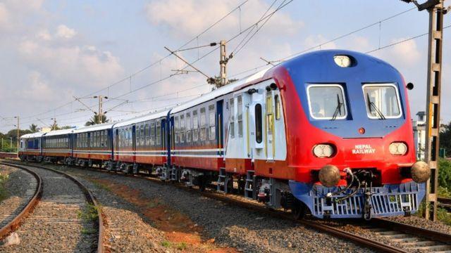 'नेपाल – भारत रेल सेवा'  दुवै पक्षले कूटनैतिक पत्रमा  गरे हस्ताक्षर