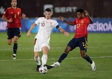 यूरो कप फुटबलको क्वार्टरफाइनलमा आज स्पेनले स्वीटजरल्याण्डको र बेल्जियमले इटालीको सामना गर्दै
