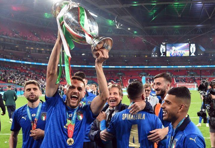 इंग्ल्याण्डलाई हराउदै इटाली यूरो कप फुटबल २०२० को च्याम्पियन