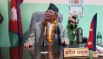 लुम्बिनी प्रदेशका मुख्यमन्त्रीद्वारा शुभकामना